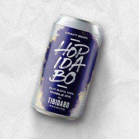 Tibidabo – Hopidabo 8% DIPA
