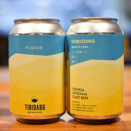 Tibidabo – Horizons 5,1% Premium Pilsner