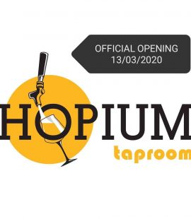 Hopium - бар крафт бира Пловдив