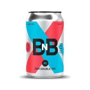 BrewHeart – BnB #1 w/ Blech.Brut 8,2% DDH DIPA