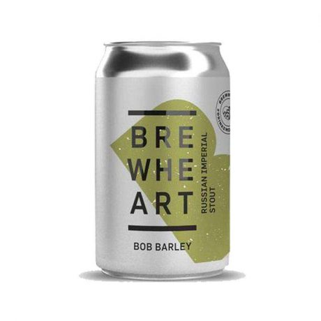 BrewHeart Bob Barley Russian Imperial Stout