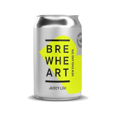 BrewHeart Juicy Liu Hazy IPA