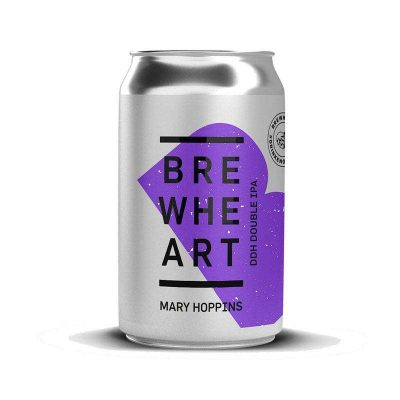 BrewHeart Mary Hoppins
