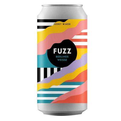 Fuerst Wiacek Fuzz Fruited Berliner Weisse