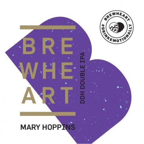 BrewHeart – Mary Hoppins 8,2% DDH DIPA