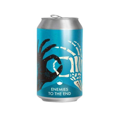 Tibidabo Enemies To The End DDH Pale Ale