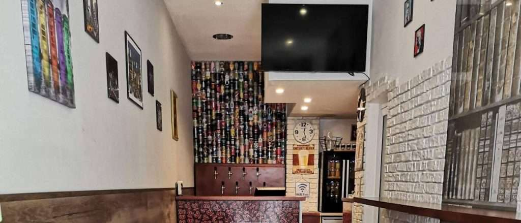 Крафт бира бар Пловдив