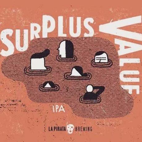 LA PIRATASurplus Value 440ml