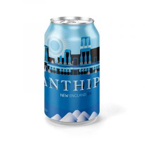 Anthipa Pelta Brewing IPA - New England