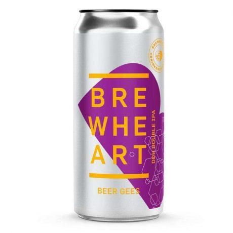 BrewHeart – Beer Gees 8,2% DIPA
