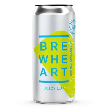 BrewHeart – Juicy Liu (2020) 6,5% NEIPA