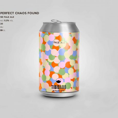 Perfect Chaos Found Pale Ale Sabro/Azacca