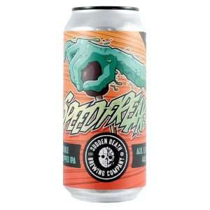 SUDDEN DEATH Speedfreak 440ml DDH IPA