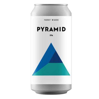FUERST WIACEK Pyramid w/ SOMA 440ml
