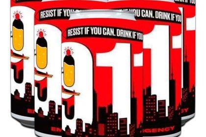 PELTA BREWING 911 Sour IPA