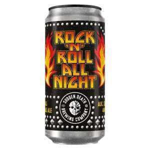 SUDDEN DEATH Rock 'N' Roll All Night 440ml Small IPA
