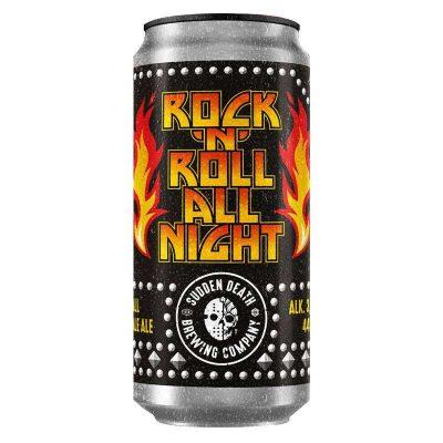 SUDDEN DEATH Rock 'N' Roll All Night 440ml Small IPA