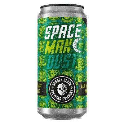 SUDDEN DEATH Spaceman Dust Kveik Pale Ale