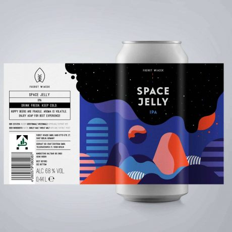 FUERST WIACEK	Space Jelly 440ml