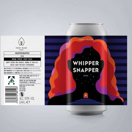 Whippersnapper 440mlDouble IPA