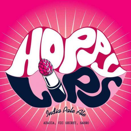 Pelta Brewing – Hoppy Lips