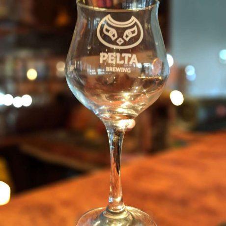Pelta-Glass