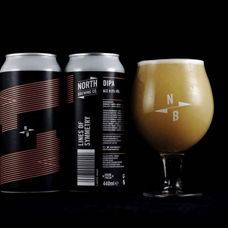 North Brew -  Lines of Symmetry