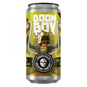 SUDDEN DEATH Doom Boy 440ml