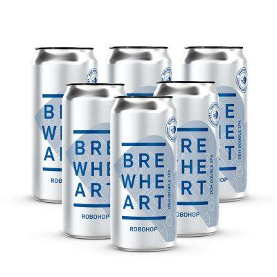 BrewHeart – Robohop
