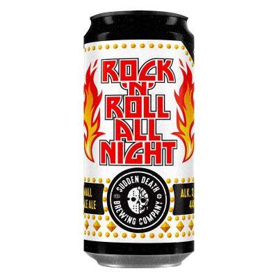SUDDEN DEATH Rock'n'Roll All Night (2021) 440ml