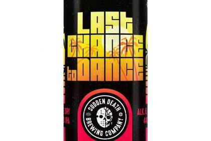 SUDDEN DEATH Last Chance To Dance 440ml