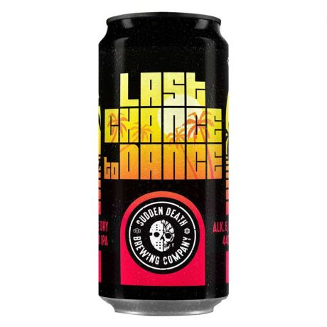 SUDDEN DEATHLast Chance To Dance 440ml